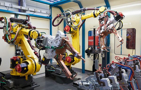 robot industria